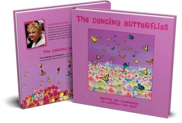 Dancing Butterflies BOOK