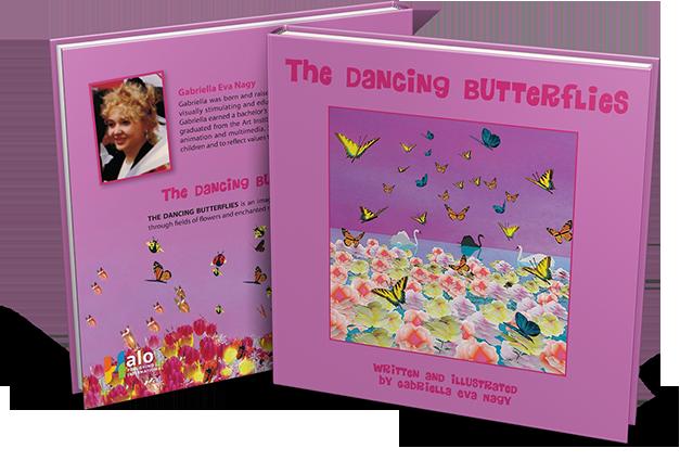 Dancing Butterflies BOOK