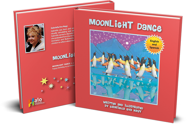 Moonlight Dance Book